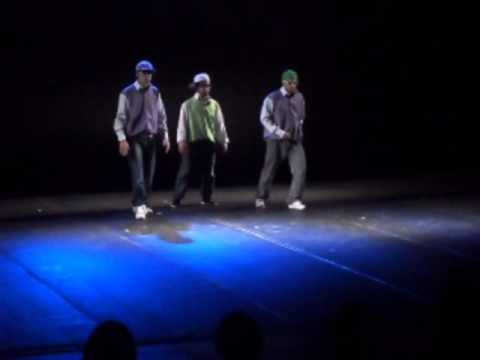 D-efeitos (ms Street Dance 2010) video