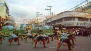 Dinagyang 2011 - Tribu Pantat (Kasadyahan Champion)