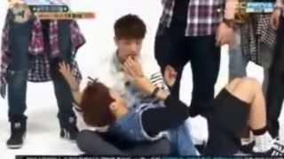 Kpop Boys Hot Kiss plus bromance (Part-2)