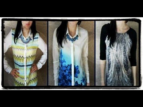 Покупки одежды, бижутерии и кошелька с сайта Аliexpress