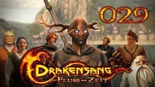 Let's Play Drakensang: Am Fluss der Zeit #029 - Ich glaub, ich Spinne [720p] [deutsch]