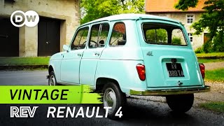 Vintage: Renault 4 | DW English