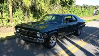 1971 Chevy Nova SS For Sale 239-405-1970 Tom 1/30/18