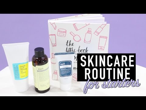 Korean Skincare for Beginners (Morning and Night Routine) - YouTube