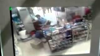 Police do Nothing as Woman is Brutally Stabbed to Death in Store rate  ( rated +18)