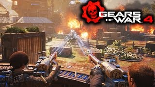 Gears of War 4 Co-op Campaign - WITNESS ME!! - Episode 3