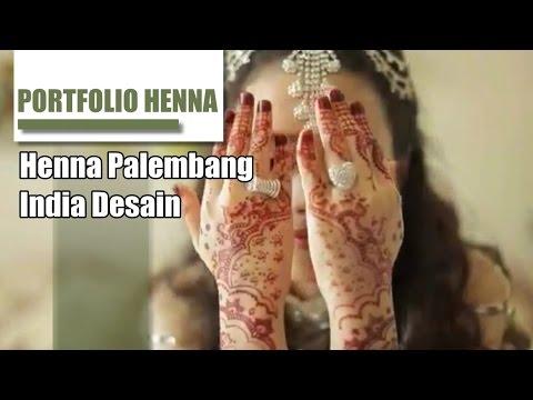 LUKIS HENNA: Contoh design India Mehndi