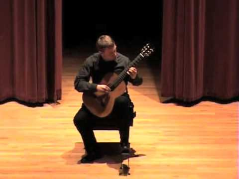 Fernando Sor: Variations on a Theme by Mozart, Op. 9 (Christopher Davis, guitar)