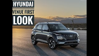 2019 Hyundai Venue Review | Walkaround | Specifications | Price