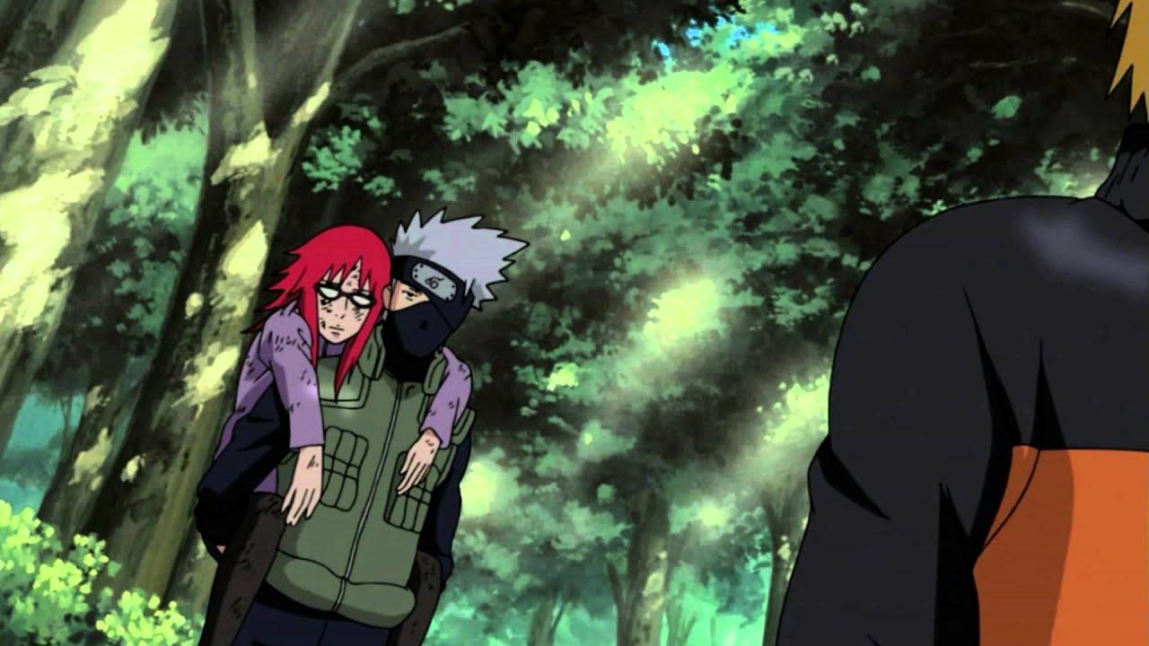Karin meets Naruto - YouTube