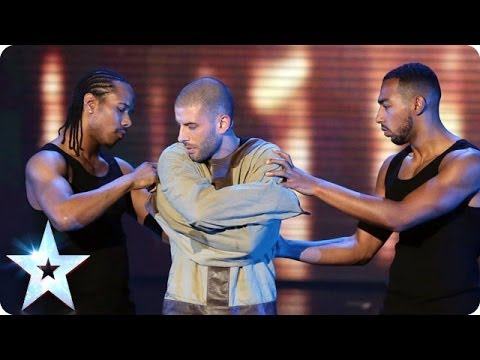 Darcy Oake cheats death in BGT final