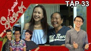 NGƯỜI KẾT NỐI | Tập 33 FULL | Ngọc Châu Next Top Model xúc động khi Mẹ lên Sài Gòn thăm | 280617😊