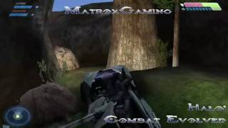 Halo: Combat Evovled PC (2003) - The Silent Carthographer Part 2 (HD)