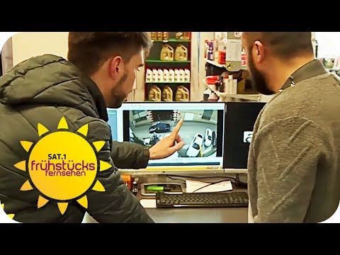 Fiese PARKPLATZ-RACHE | SAT.1 Frühstücksfernsehen | TV
