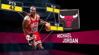 Michael Jordan, The Legend. (NBA 2K16) PS4