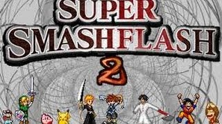 Jogando Super Smash Flash 2 PC