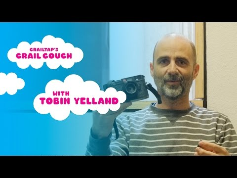 Tobin Yelland on the Crail Couch