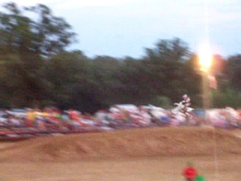 Cole County Fair Missouri Motocross Race 2007
