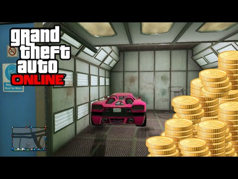 GTA 5 Online - SOLO Money Glitch - Sell Cars Full Price - Make Money For Update 1.16!