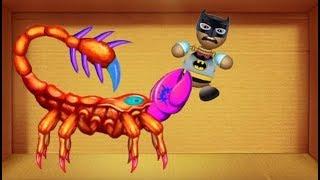 Batman Buddy   Kick The Buddy Game Anti Stress