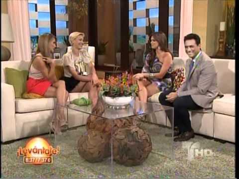 Cristina Urgel Entrevista en ¡Levántate!