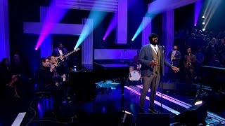 Gregory Porter & Guests - Tribute to Prince - Purple Rain - Later... with Jools Holland - BBC Two
