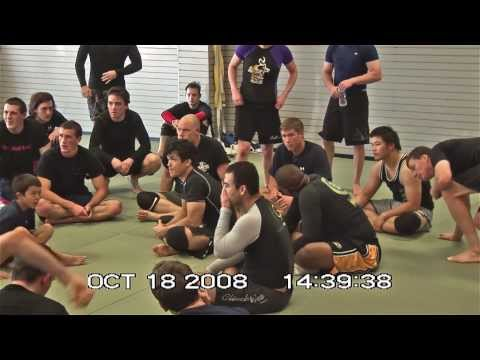 Marcelo Garcia at Memphis Judo & Jiu-Jitsu - October 18, 2008 Image 1