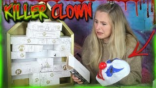 KILLER CLOWN DROHUNG IN MEINEM AMAZON ADVENTSKALENDER