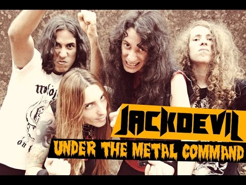 Jackdevil - Under The Metal Command