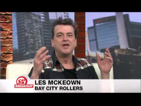 CP24 Breakfast Interview with Bay City Rollers