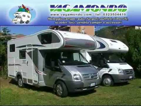 Autocaravan Vagamondo – Noleggio Camper