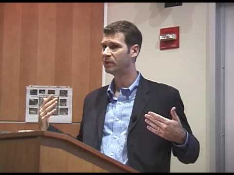 Stevens Institute of Technology: Wired For War with Peter W. Singer