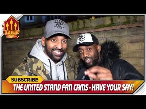 Rants Easy Work For United Chelsea 0-2 Manchester United FanCam