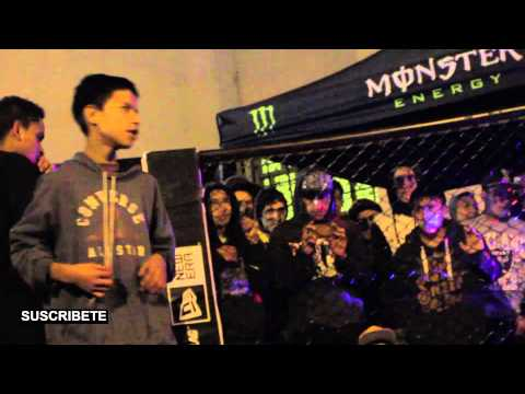 New Era vs BlackDog – Octavos – Vale Todo Monster II 2014