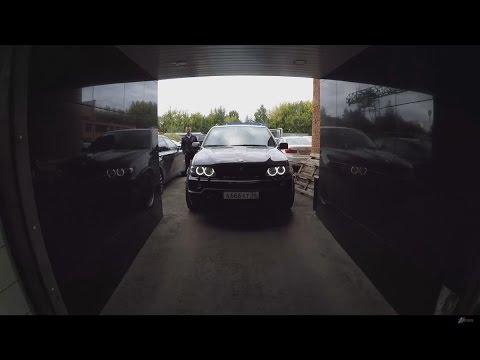 BMW X5 e53 4.8  Hamann умер двигатель