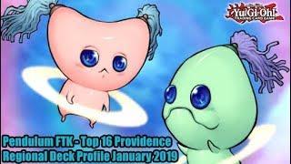 Zefra FTK - Yugioh Top 16 Providence Regional Deck Profile January 2019