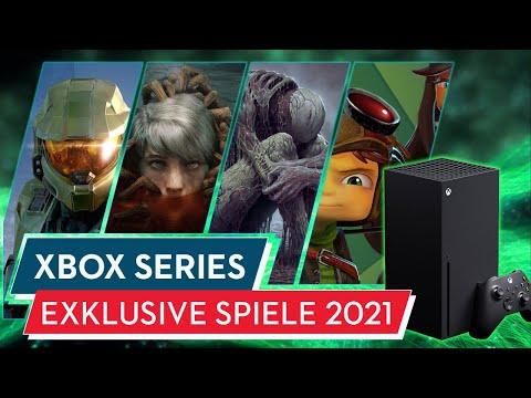 Diese Spiele erscheinen 2021 exklusiv für Xbox Series X|S