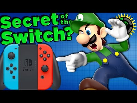 Game Theory: Nintendo's SECRET PLAN for the SWITCH!