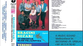 Bracini Becari - Curica - (Audio 1988)