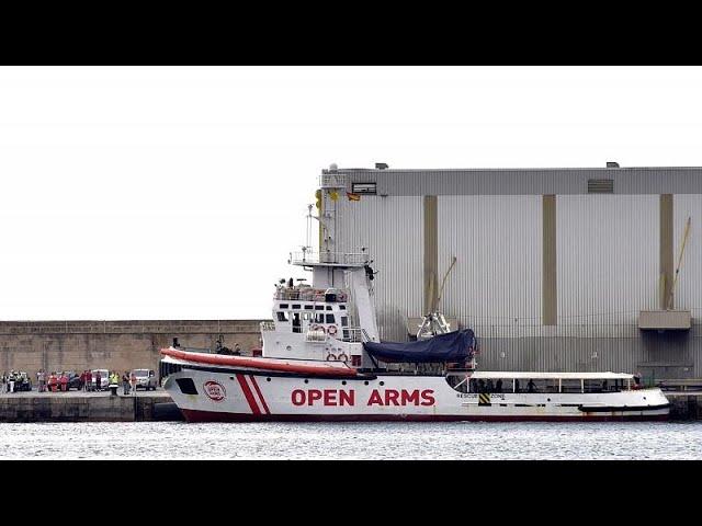 NGO says Libya abandoned migrants at sea