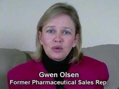 Ex Drug Rep -- Manipulating Doctors