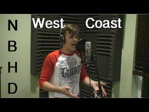 West Coast - The Neighbourhood Cover
