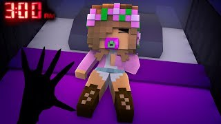 INSIDE LITTLE KELLY'S NIGHTMARE! w/Little Carly (Minecraft Roleplay).
