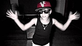 "BABY KAELY ""HE LEFT ME!"" 8 YEAR OLD KID RAPPER!!"