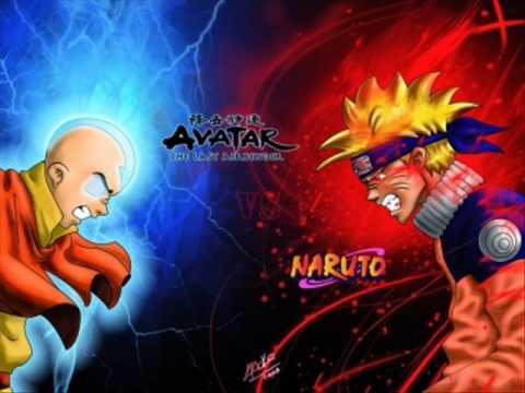 Naruto Vs Avatar video