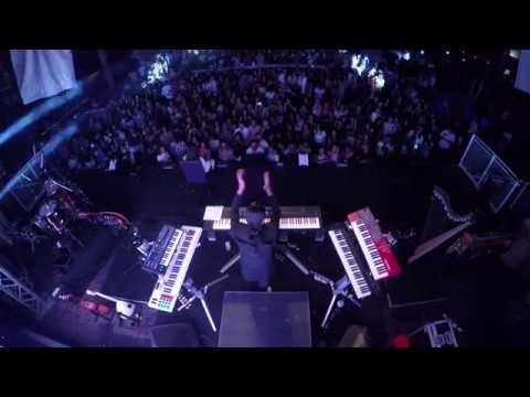 פתיחה -  מתוך המופע אתני אלקטרוניק במועדון פורום ישראל של היוצר צפריר יפרח 2017