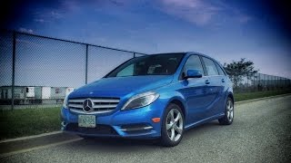 2014 Mercedes-Benz B250 - Review