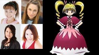 Anime Voice Comparison- Biscuit Krueger (Hunter x Hunter)