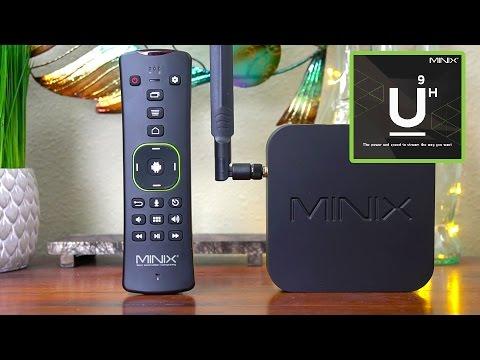 Minix Neo U9-H Review - Plus New Killer Feature