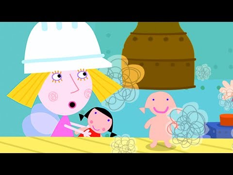 Ben and Holly's Little Kingdom | Making Toys at Elf Factory | 1Hour | HD Cartoons for Kids